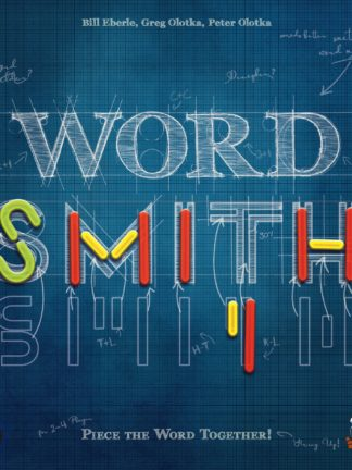 Buy Wordsmith only at Bored Game Company.