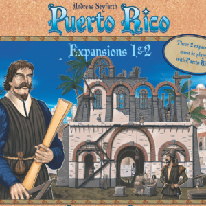 Buy Puerto Rico: Expansions 1&2 – The New Buildings & The Nobles only at Bored Game Company.