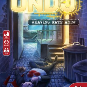 Buy UNDO: Blood in the Gutter only at Bored Game Company.