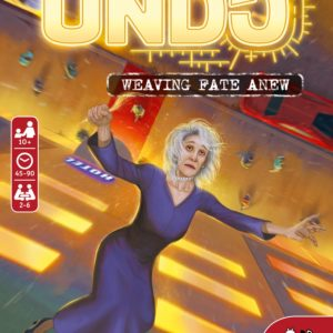 Buy UNDO: Curse from the Past only at Bored Game Company.