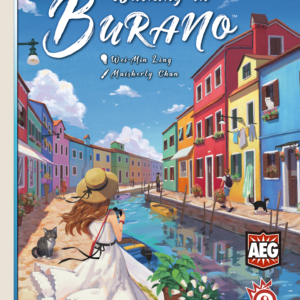 Buy Walking in Burano only at Bored Game Company.