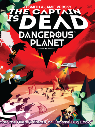 Buy The Captain Is Dead: Dangerous Planet only at Bored Game Company.