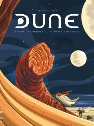 Buy Dune only at Bored Game Company.
