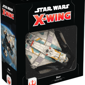 Buy Star Wars: X-Wing (Second Edition) – Ghost Expansion Pack only at Bored Game Company.