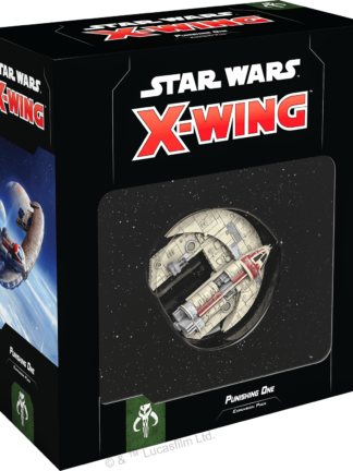 Buy Star Wars: X-Wing (Second Edition) – Punishing One Expansion Pack only at Bored Game Company.