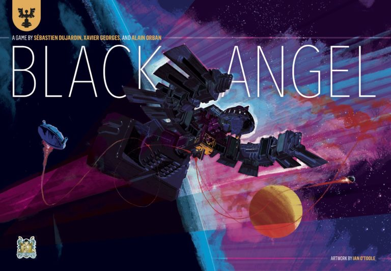 Buy Black Angel only at Bored Game Company.