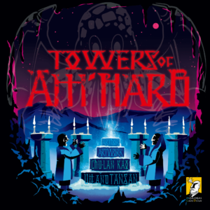 Buy Towers of Am'harb only at Bored Game Company.