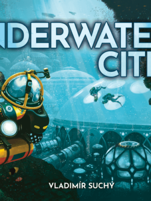 Buy Underwater Cities only at Bored Game Company.
