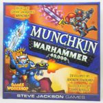 Buy Munchkin Warhammer 40,000 only at Bored Game Company.
