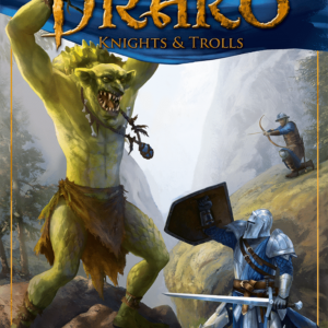 Buy Drako: Knights & Trolls only at Bored Game Company.