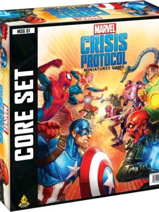Buy Marvel: Crisis Protocol only at Bored Game Company.