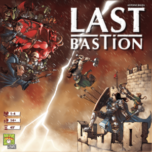 Buy Last Bastion only at Bored Game Company.