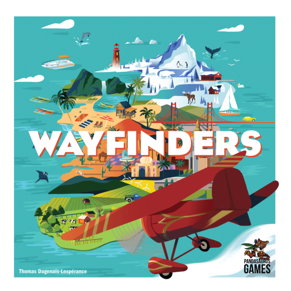 Buy Wayfinders only at Bored Game Company.