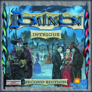 Buy Dominion: Intrigue (Second Edition) only at Bored Game Company.