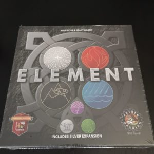Buy Element: Silver only at Bored Game Company.