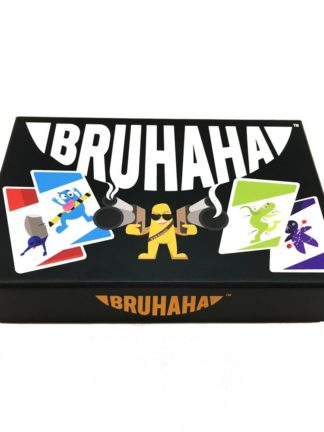 Buy Bruhaha only at Bored Game Company.