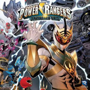 Buy Power Rangers: Heroes of the Grid – Shattered Grid only at Bored Game Company.