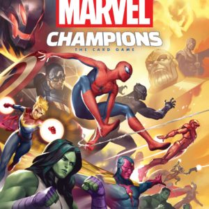 Buy Marvel Champions: The Card Game only at Bored Game Company.