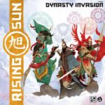 Buy Rising Sun: Dynasty Invasion only at Bored Game Company.