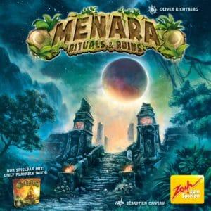 Buy Menara: Rituals & Ruins only at Bored Game Company.