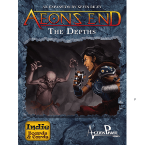 Buy Aeon's End: The Depths only at Bored Game Company.