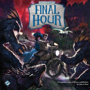 Buy Arkham Horror: Final Hour only at Bored Game Company.