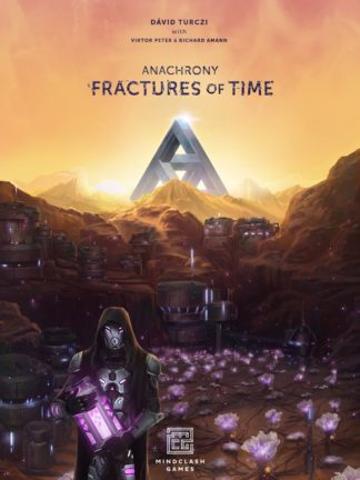 Buy Anachrony: Fractures of Time only at Bored Game Company.