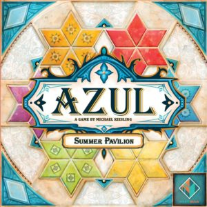 Buy Azul: Summer Pavilion only at Bored Game Company.