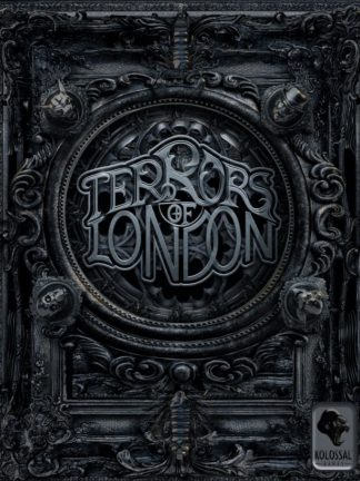 Buy Terrors of London only at Bored Game Company.