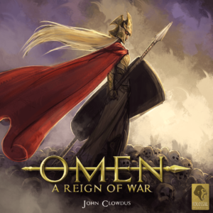 Buy Omen: A Reign of War only at Bored Game Company.