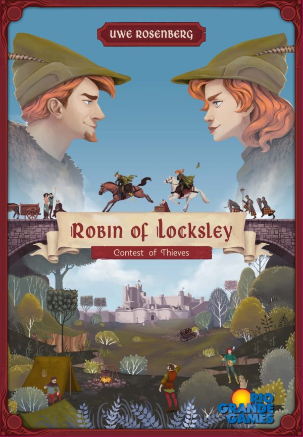 Buy Robin of Locksley only at Bored Game Company.
