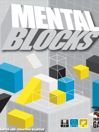 Buy Mental Blocks only at Bored Game Company.