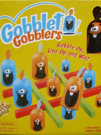 Buy Gobblet Gobblers only at Bored Game Company.