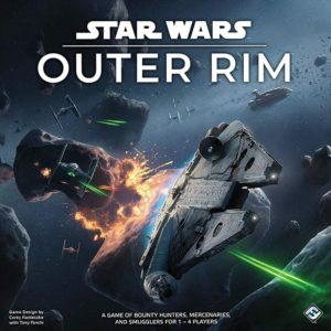 Buy Star Wars: Outer Rim only at Bored Game Company.