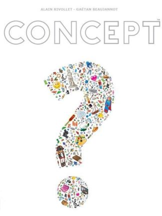 Buy Concept only at Bored Game Company.