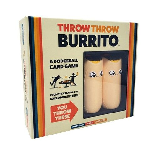 Buy Throw Throw Burrito Original Edition only at Bored Game Company.