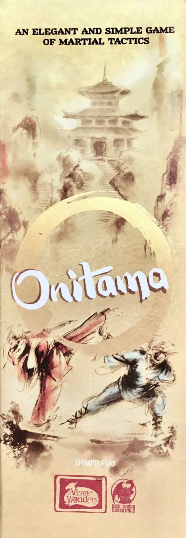 Buy Onitama only at Bored Game Company.