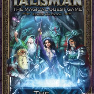 Buy Talisman (Revised 4th Edition): The Lost Realms only at Bored Game Company.