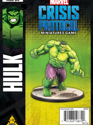 Buy Marvel: Crisis Protocol – Hulk only at Bored Game Company.