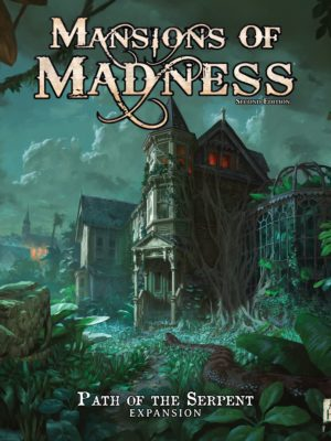 Buy Mansions of Madness: Second Edition – Path of the Serpent only at Bored Game Company.