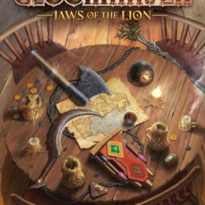Buy Gloomhaven: Jaws of the Lion only at Bored Game Company.