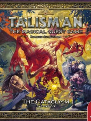 Buy Talisman (Revised 4th Edition): The Cataclysm Expansion only at Bored Game Company.
