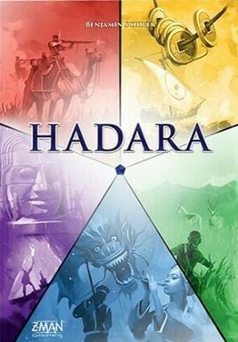 Buy Hadara only at Bored Game Company.