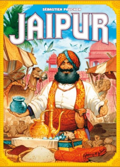 Buy Jaipur only at Bored Game Company.