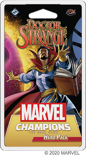 Buy Marvel Champions: The Card Game – Doctor Strange Hero Pack only at Bored Game Company.