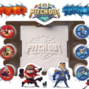 Buy Pitch Out only at Bored Game Company.