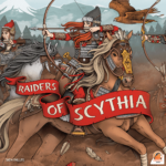 Buy Raiders of Scythia only at Bored Game Company.