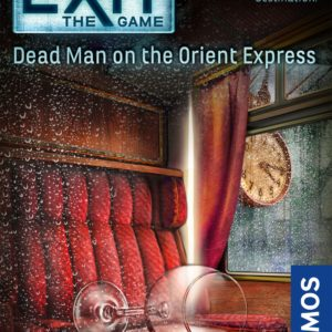 Buy Exit: The Game – Dead Man on the Orient Express only at Bored Game Company.