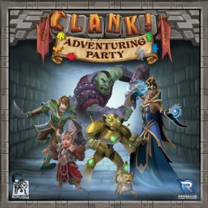 Buy Clank! Adventuring Party only at Bored Game Company.