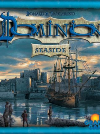 Buy Dominion: Seaside only at Bored Game Company.